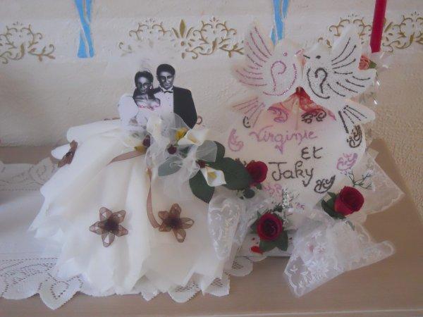 Deco Pour Mariage Creation En Serviette Papier Blog De