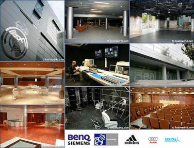 El bernab u crece real madrid c f sky oficial real for Real madrid oficinas telefono