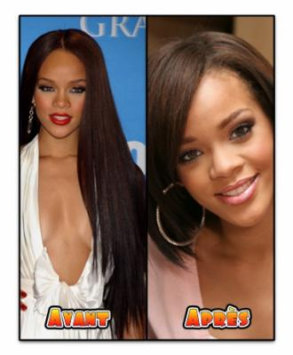 Blog de x l rihanna x l quedurihanna - Rihanna avant apres ...
